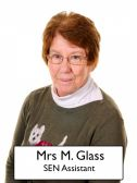 Mrs M Glass - <p>SEN Assistant</p>